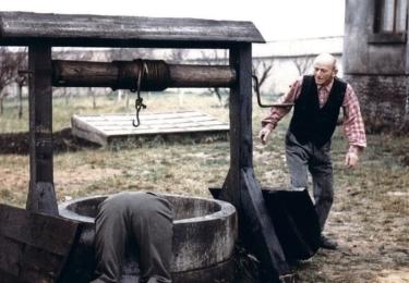 Seriálová studna, foto ČT repro