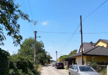 Ulice, kde vraždě došlo, foto René Flášar