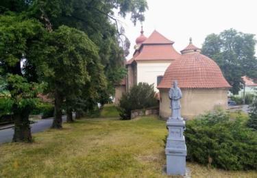Kostel svatého Mikuláše s márnicí