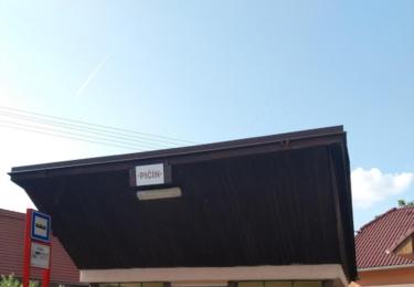 Pičínská autobusová zastávka