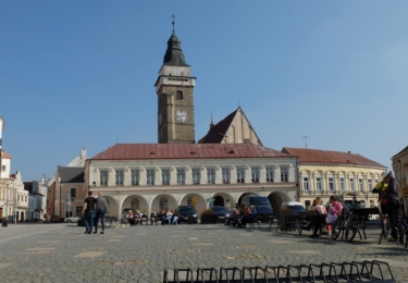 Díky zachovanému historickému jádru se Slavonicím přezdívá ´malá Telč´ nebo ´perla západomoravské renesance´. Slavonice s nedalekými Dačicemi jsou jedinými dvěma moravskými městy na území Jihočeského kraje.