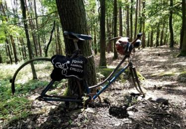 Pomník zbloudilého cyklisty