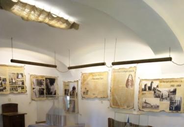 Výstava v bývalém areálu kláštera a zámku