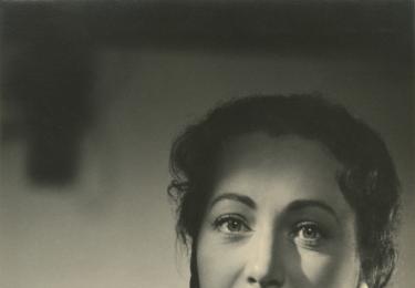 Květa Fialová po absolvování brněnské JAMU, foto archiv herečky