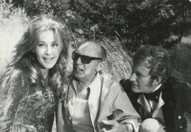 První natáčecí den filmu Jarní vody, kterého si ve své kariéře nejvíc vážila, foto archiv herečky
