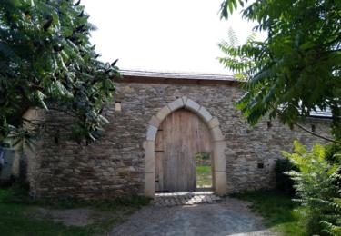 Zachráněná historická tvrz v Malešově