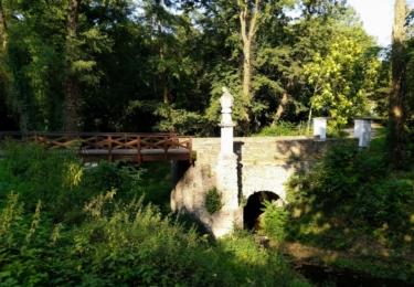 Most přes Vrchlici