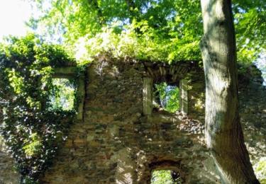 Bývalý mlýn Cimburk