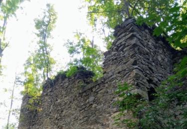 Jeden ze zaniklých mlýnů