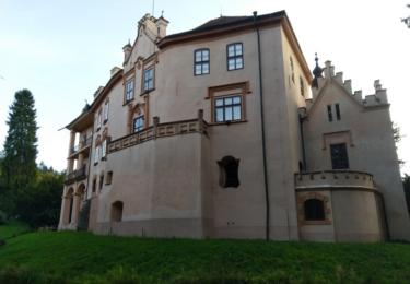 Zámek v Janovicích spadá pod Národní muzeum