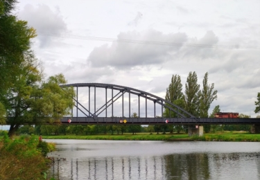 Most přes Labe u Neratovic