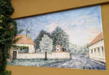 Kostel Nanebevzetí Panny Marie v Lobkovicích