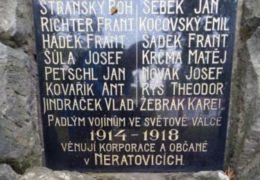 Památník obětem I. světové války