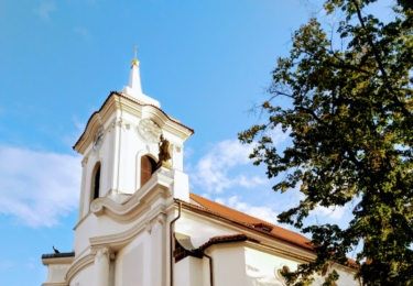 Kostel svatého Gotharda a zvonice