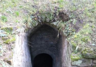 Areál tvrze v Tuchorazi