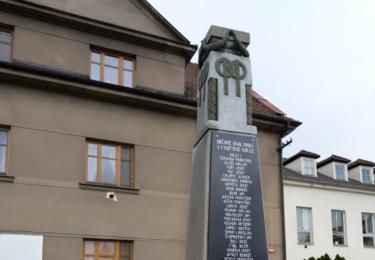 Pomník padlým v první světové válce