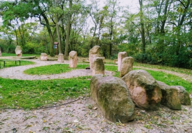 Menhiry na hraní