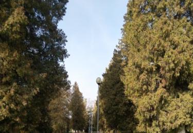 Park před nádražím