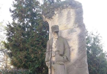 Pomník padlým vojákům