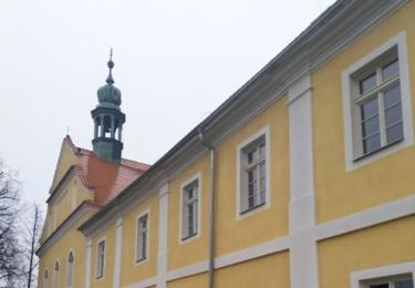 Bývalý klášter františkánů