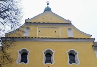 Klášterní kostel svatého Františka z Assisi