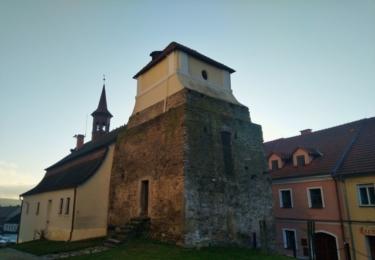 Zvonice u tvrze
