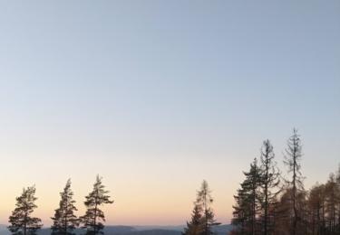 Křížová cesta na Holý vrch