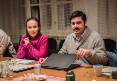 Vlastníci: Tereza Ramba Voříšková a Vojta Kotek