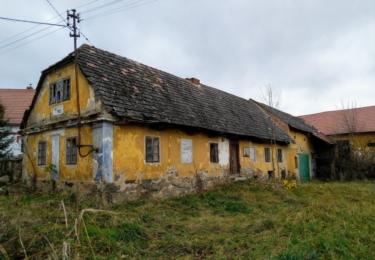 Historická usedlost na prodej