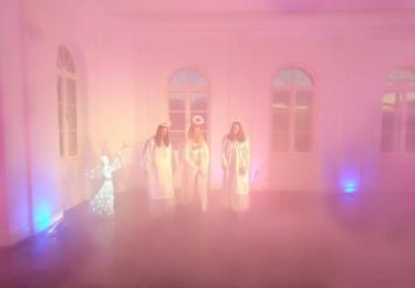Andělské zvonění na zámku