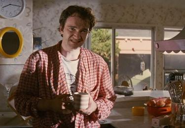 Tarantino ve filmu Pulp Fiction, foto Miramax