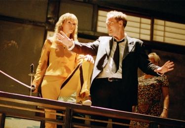 Režije brutality v Kill Billovi, foto Miramax