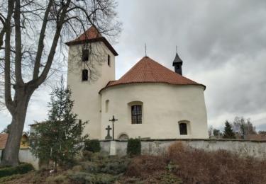 Traduje se, že rotunda byla postavena za Přemyslovců kolem roku 980 a vysvětit jí měl osobně Svatý Vojtěch