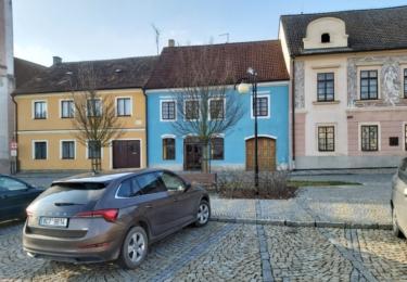 V modrém domě bylo středisko