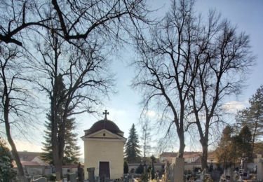 Dnešní hřbitov