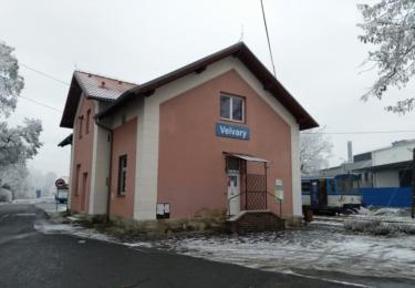 Velvarské nádraží