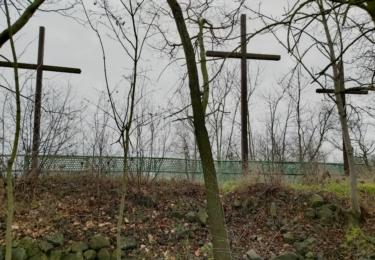 Kříže u Slánské hory