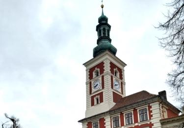 Stará radnice ve Slaném