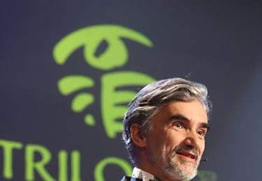 Trilobit 2020: Moderátor, herec Martin Myšička z Dejvického divadla