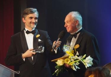 Trilobit 2020: Vladimír Pucholt, který, na rozdíl od místního Václava Marhoula, vážil cestu až z Kanady