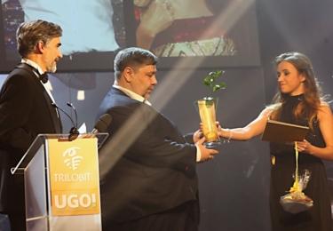Trilobit 2020: Luboš Xaver Veselý a jeho cena Zlatý citron. Za nás potlesk za odvahu, s níž si pro ni přišel