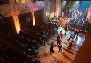 Trilobit 2020: Atmosféra v berounském sále
