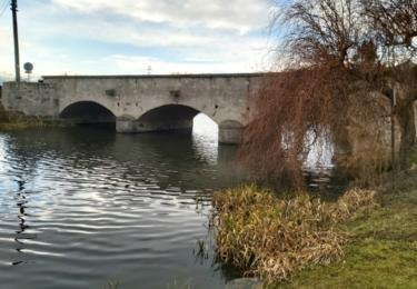 Kamenný most, po kterém Švejk procházel