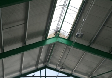 Izolace střechy teplo nepustí dovnitř
