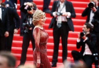 Jane v Cannes v roce 2015