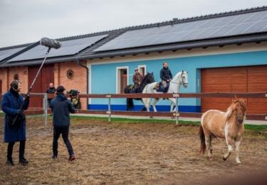 Českem na koňském hřbetu
