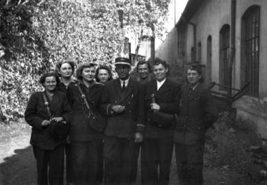 Ženy se v pražských tramvajích objevily poprvé za první světové války