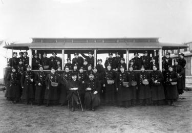 První ženy, rok 1915