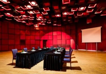 Kongresový sál v hotelu Thermal