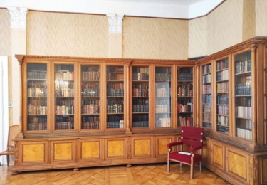 Ardibiskupský palác Olomouc - interiéry